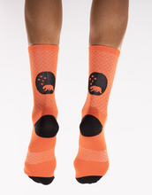 Flagship sock - orange