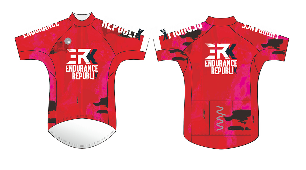 Men's Endurance Republik premium cycling jersey