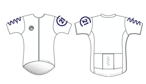 WYN 21 summer jersey - white