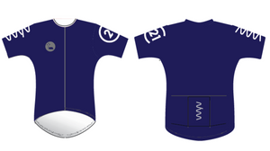 WYN 21 summer jersey - blue