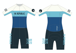 team WYN 2020 aero+ tri suit - men's