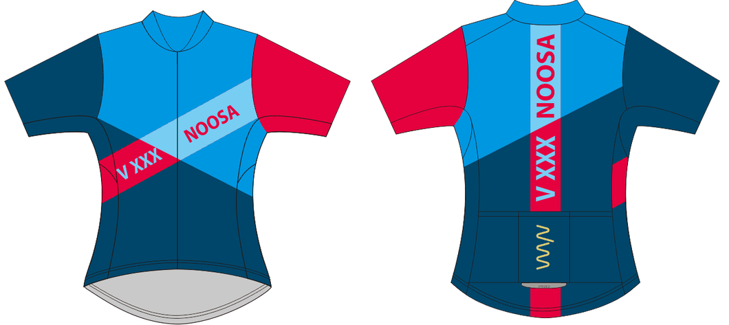 Noosa five 30 premium cycling kit - women's
