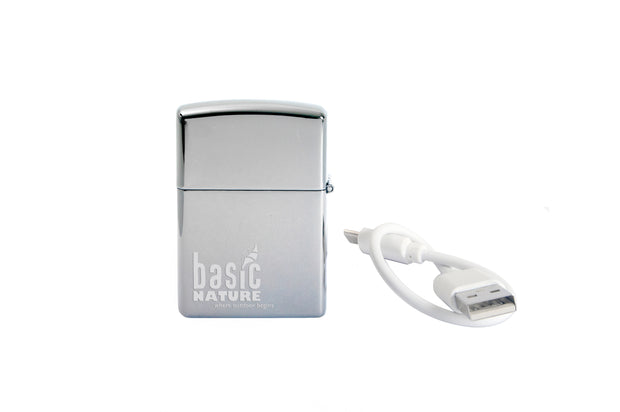 "Basic Nature Feuerzeug ""Arc USB"""
