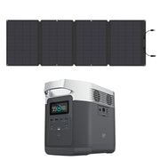 Ecoflow Power Station Delta 1300 + 110W Solarpanel