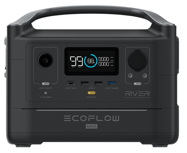 Ecoflow Power Station River 600 MAX