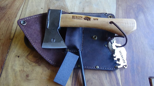 Bison 1879 Trekkingbeil Set