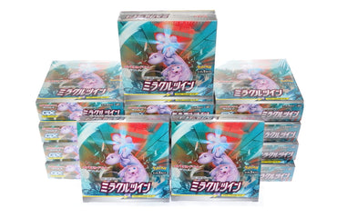 Pokemon Card Sun&Moon Miracle Twin Booster Box