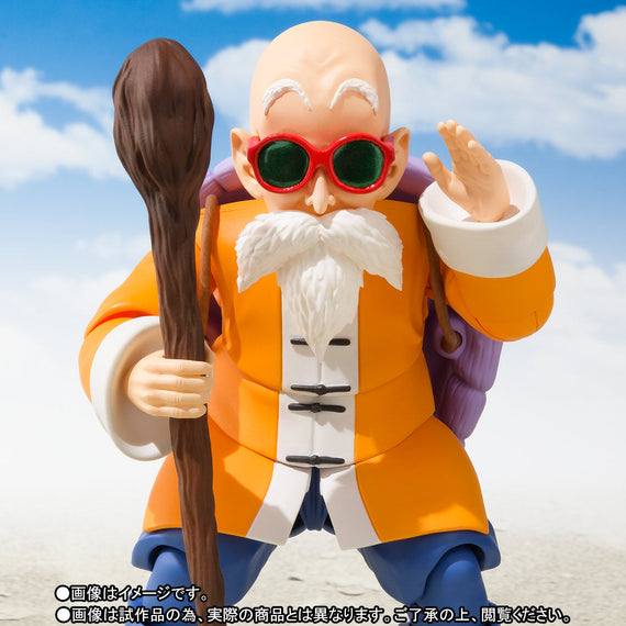 Dragon Ball Super Master Roshi S.H.Figuarts