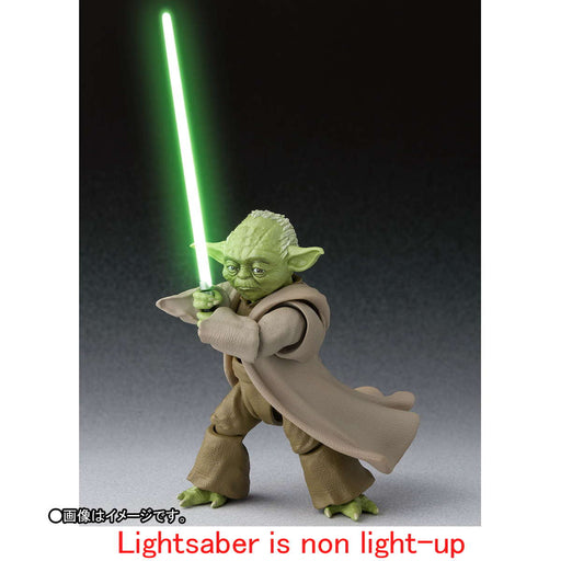 STAR WARS Revenge of the Sith Yoda S.H.Figuarts