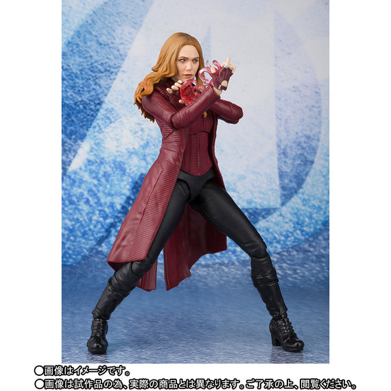 Avengers Infinity War S.H.Figuarts Scarlet Witch (PRE-ORDER Jan. 27, 2020)