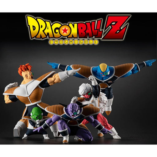Dragon Ball HG The Ginyu Force Exclusive Box of 5 Figures (PRE-ORDER Oct. 27)