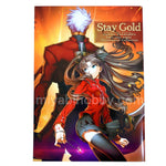 "Illustration Art Book ""Stay Gold"" fandom clique Fate/Grand Order FGO TYPE MOON"