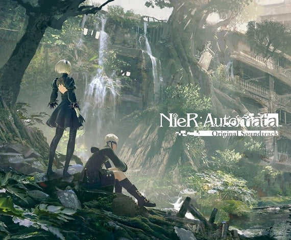 "NieR:Automata Original Soundtrack +Bonus CD Hacking Track ""4CD"""