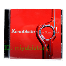 Xenoblade Chronicles Official Special Soundtrack Limited