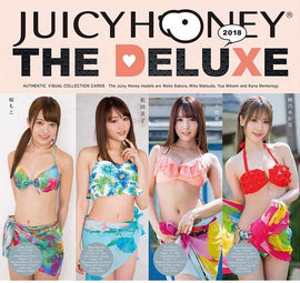 Juicy Honey Collection Cards DELUXE Edetion 2018 Sealed BOX