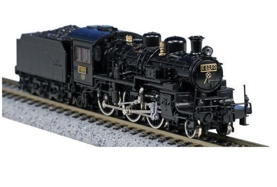 Kato 50th Anniversary Special Edition 2027 Type C50 Steam Locomotive N Scale