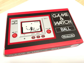Nintendo Game & Watch BALL Limited (for Club Nintendo)