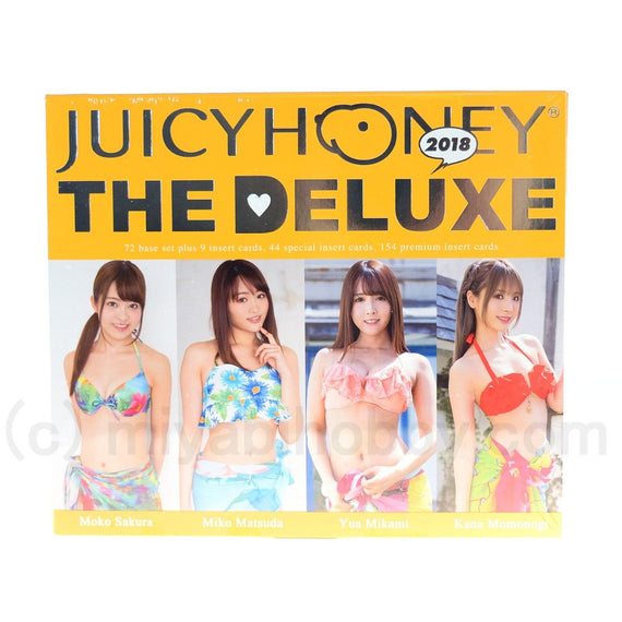 Juicy Honey Collection Cards DELUXE Edetion 2018 Booster BOX