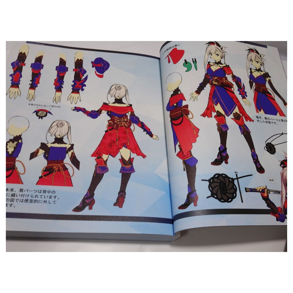 Fate volume 5 Grand Order Artwork Material V Material 5 Book w//Tracking# NEW