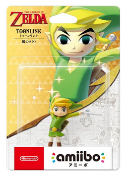 Nintendo amiibo The Legend of Zelda Wind Tact ToonLink (JP ver.)