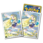 Pokemon card Sleeves Lillie and Cosmog 'mat type' (64 Pcs)