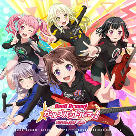 BanG Dream! Girls Band Party! Cover Collection CD Vol.2