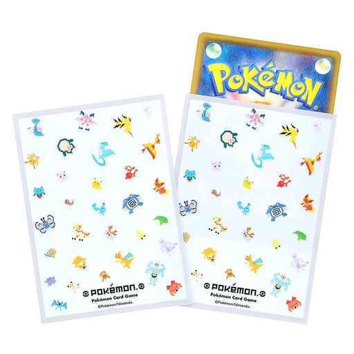 Pokemon Deck Shield BL Pokémon White