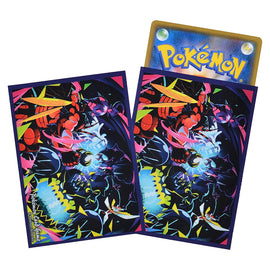 Pokemon card Sleeves UB ULTRA GRAPHIX Main Art (64 Pcs)