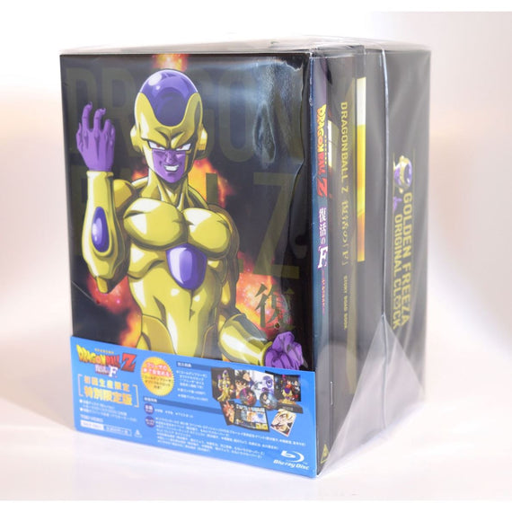 Dragon Ball Z Resurrection 'F' Limited Blu-ray