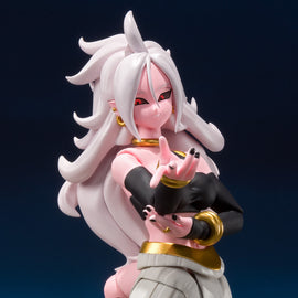 Dragon Ball FighterZ Android NO.21 S.H.Figuarts