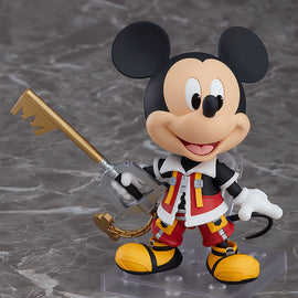 Nendoroid Kingdom Hearts 2 King Mickey