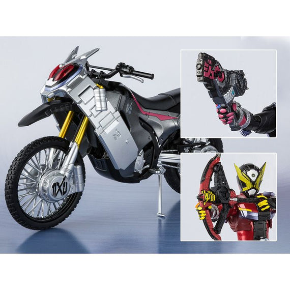 Kamen Rider Ride Striker With Zikan Girade and Zikan Zax Set
