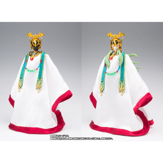 Saint Seiya Cloth Myth EX Aries Shion (Surplice), The Pope Set