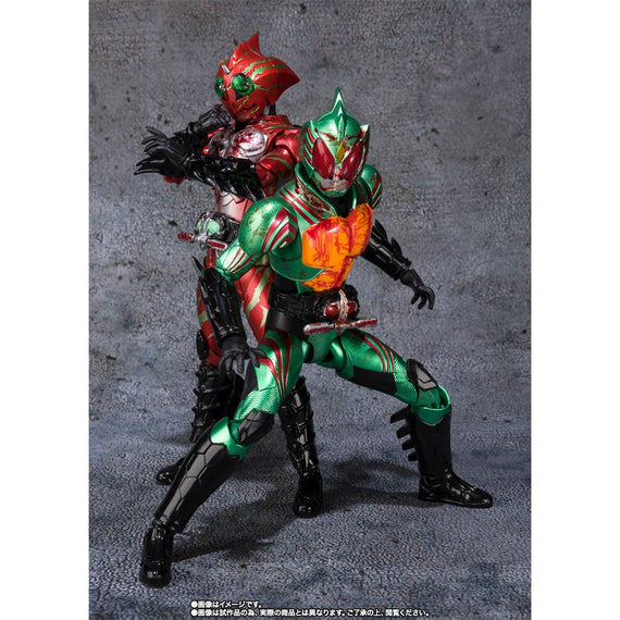 Kamen Rider Amazons S.H.Figuarts -The Last Judgment-