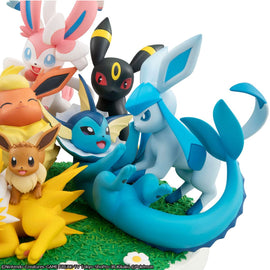 Pokemon G.E.M.EX Series Eevee Friends Figure (PRE-ORDER Aug. 31)