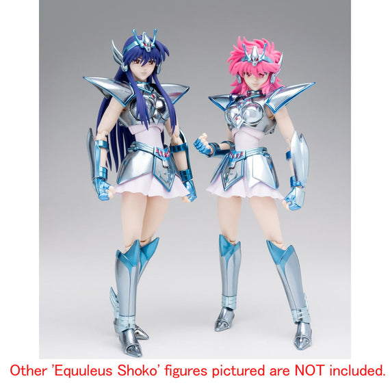 Saint Seiya Cloth Myth Equuleus Kyouko Cloth Parts Exclusive Set (PRE-ORDER Nov. 30)