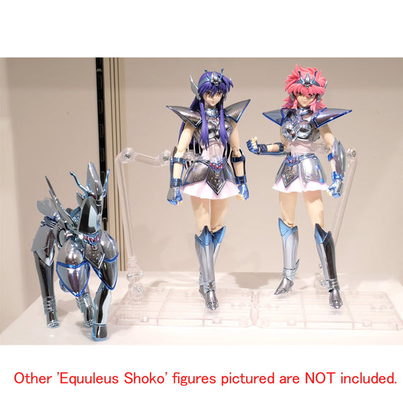 Saint Seiya Cloth Myth Equuleus Kyouko Cloth Parts Exclusive Set
