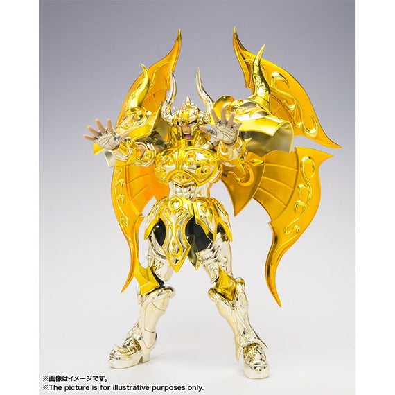 Saint Seiya Myth EX Taurus Aldebaran (God Cloth)