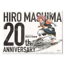 HIRO MASHIMA 20th anniversary Illustration Art Book