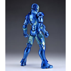 Marvel Iron Man Mark 3 Blue Stealth color S.H.Figuarts