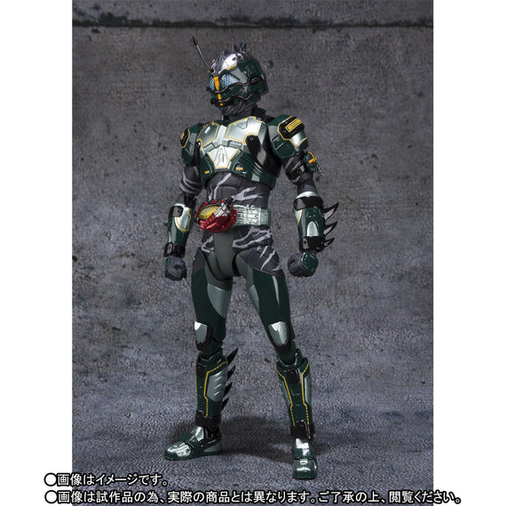 Kamen Rider Amazon Neo Alpha Exclusive S.H.Figuarts