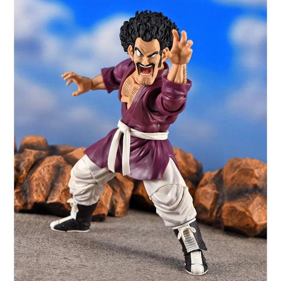 Dragon Ball Z S.H.Figuarts Mr. Satan