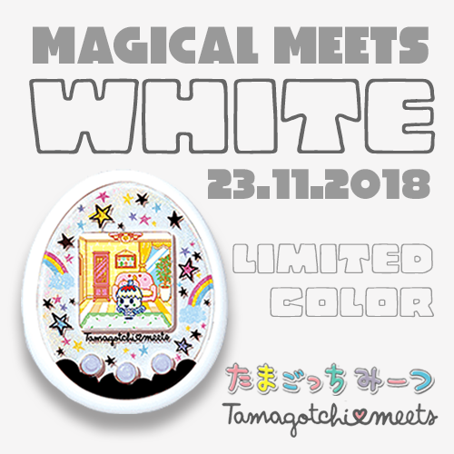 Green Bandai Tamagotchi Meets Magical Meets Ver NEW madweb