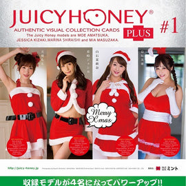 Juicy Honey Collection Cards PLUS #1 Sealed BOX