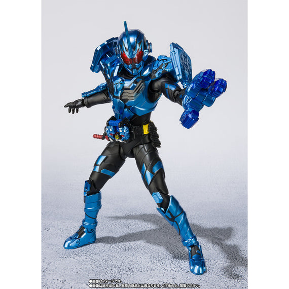 Kamen Rider Build Grease Blizzard S.H.Figuarts