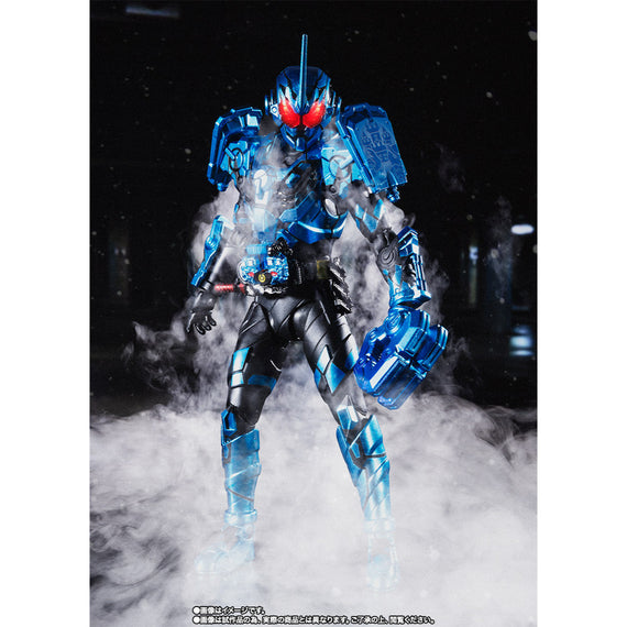Kamen Rider Build Grease Blizzard S.H.Figuarts Exclusive