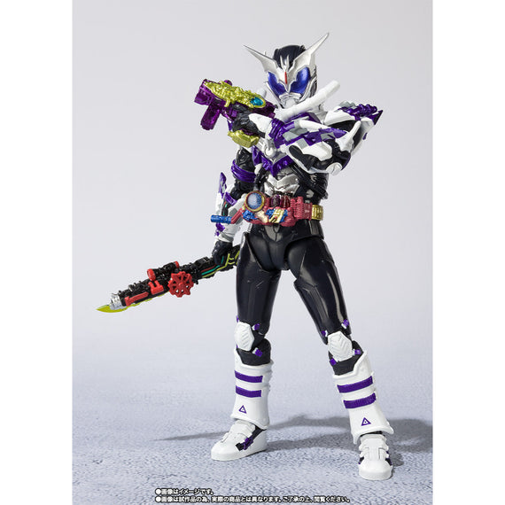 Kamen Rider Build S.H.Figuarts Rider MadRogue Exclusive