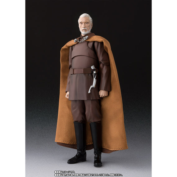 Star Wars S.H.Figuarts Count Dooku (Revenge of the Sith) Exclusive