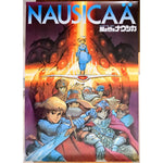 Nausica of the Valley of the Wind Miyazaki Hayao Anime Poster