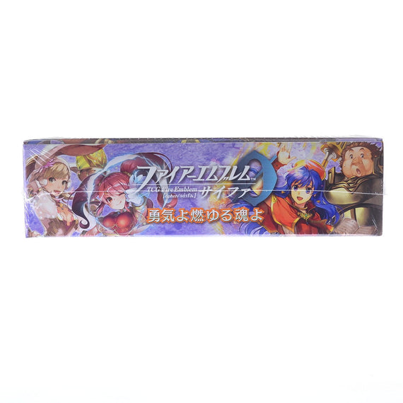 Fire Emblem 0 (Cipher) O, Courage! O, Soul Aflame Booster BOX